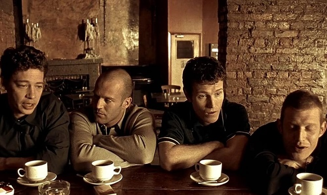 en iyi mafya - gangster filmleri lock stock and two smoking barrels