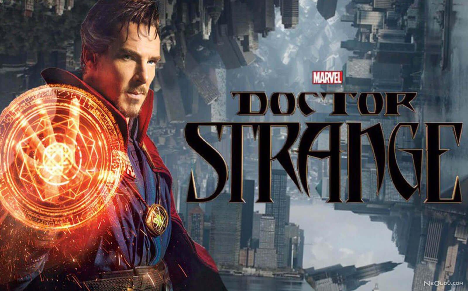 marvel filmleri izleme listesi doktor strange