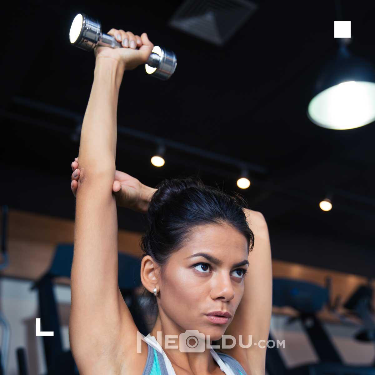 en iyi omuz kası egzersizleri