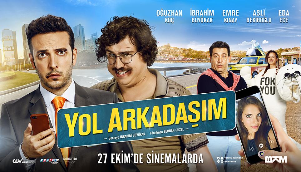 en iyi türk komedi filmleri yol arkadaşım