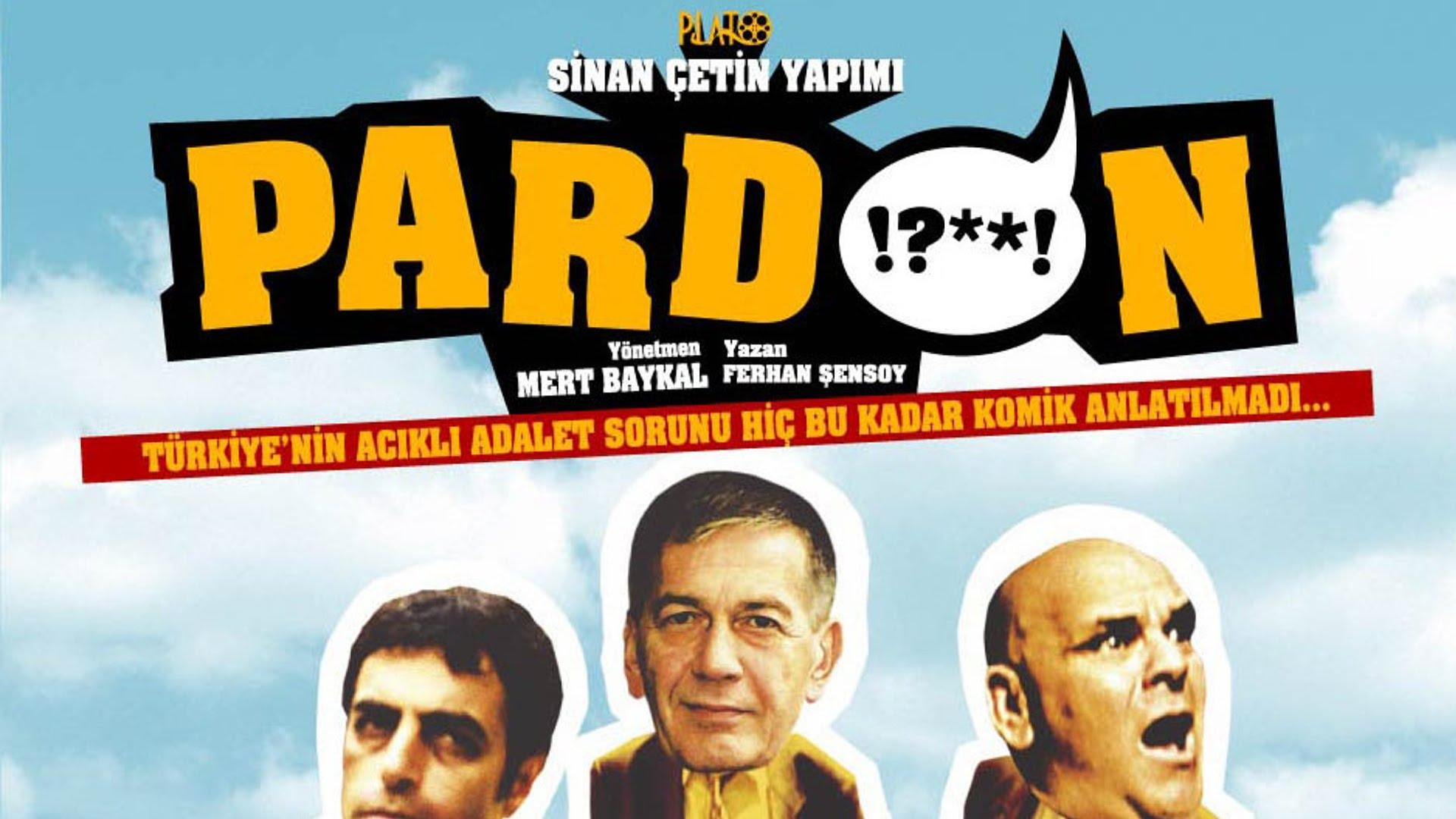 en iyi türk komedi filmleri pardon