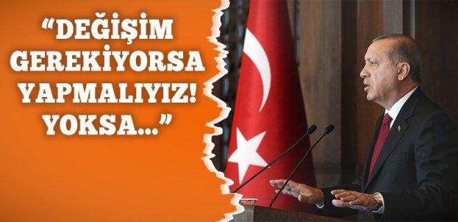 recep tayyip erdoğan ak parti kampı