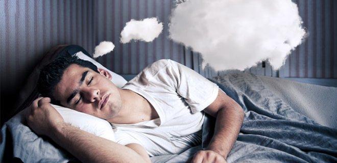 uyuyan erkek