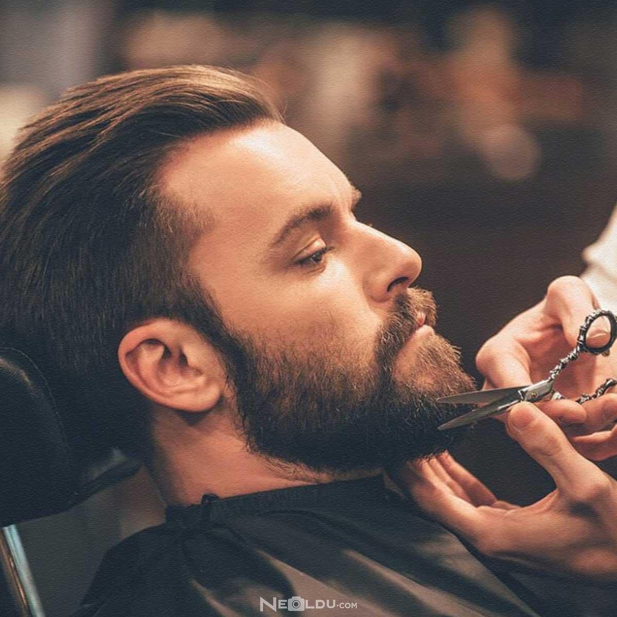 Yüz şekline uygun erkek saç kesim modeli
