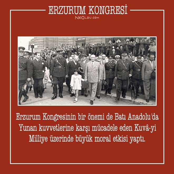 Erzurum Kongresi Neden Önemlidir