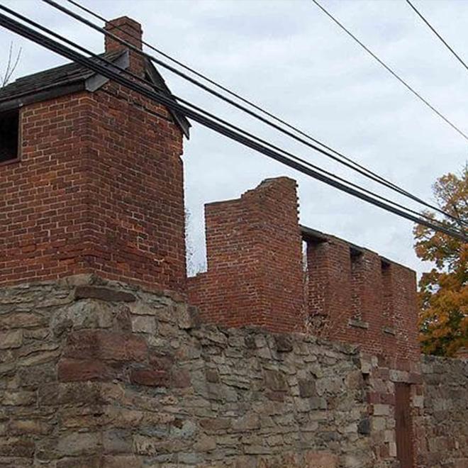 Eski Newgate Hapishanesi