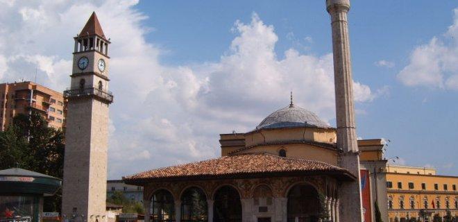 Ethem Bey Camii arnavutluk