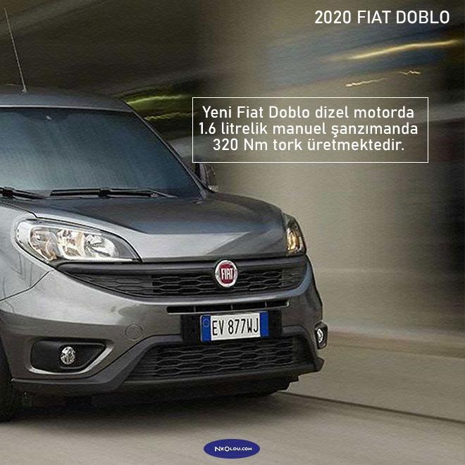 Fiat Doblo 2020 İnceleme