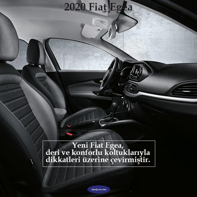 Fiat Egea 2020 İnceleme