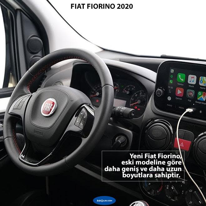 Fiat Fiorino 2020 İnceleme