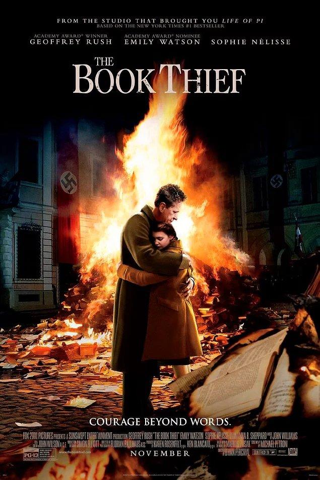 kitap hırsızı filmi