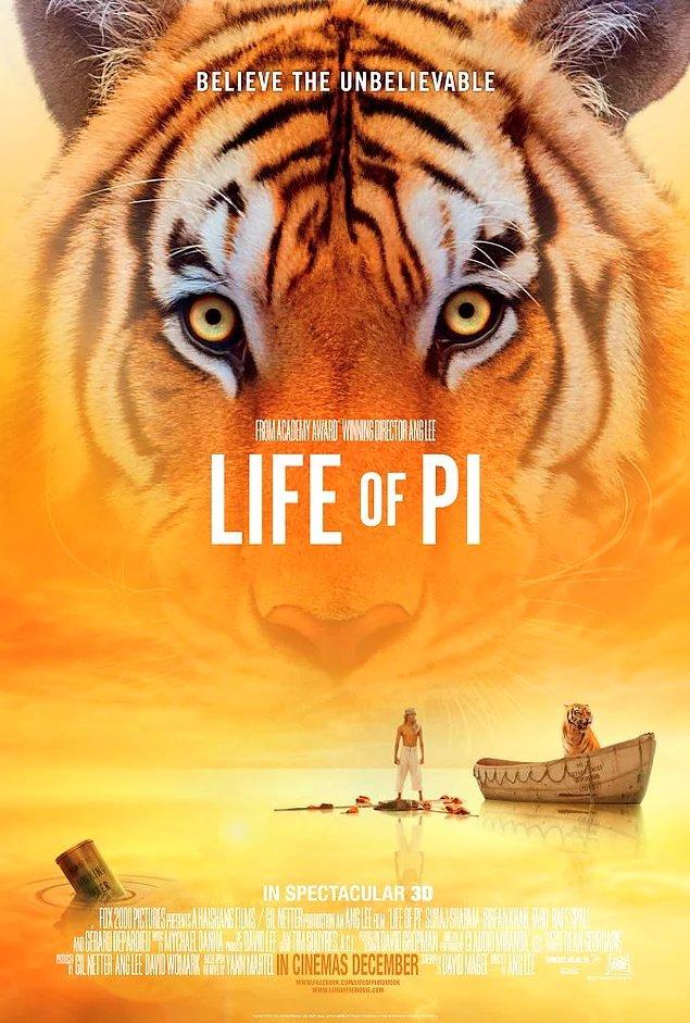 pi'nin yaşamı filmi
