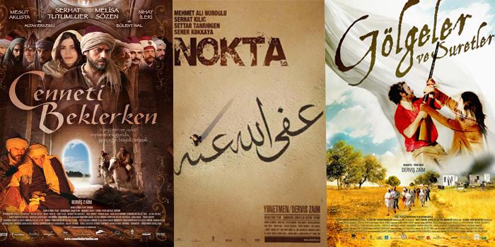 geleneksel türk sanatları üçlemesi