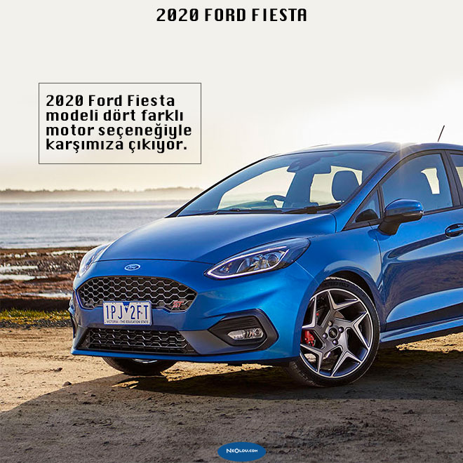 Ford Fiesta 2020 İnceleme