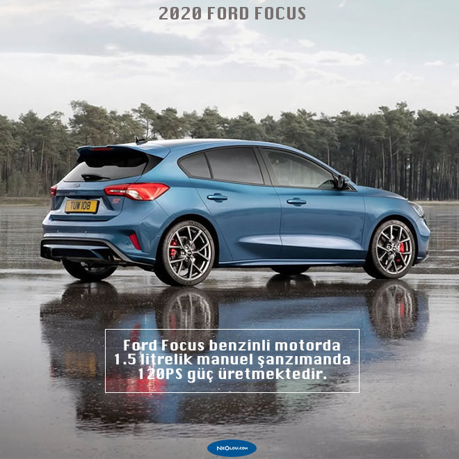Ford Focus 2020 İnceleme