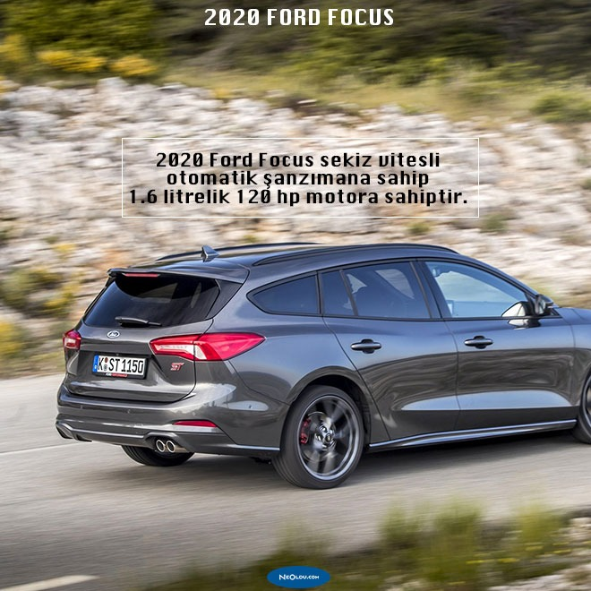 ford focus 2020 inceleme