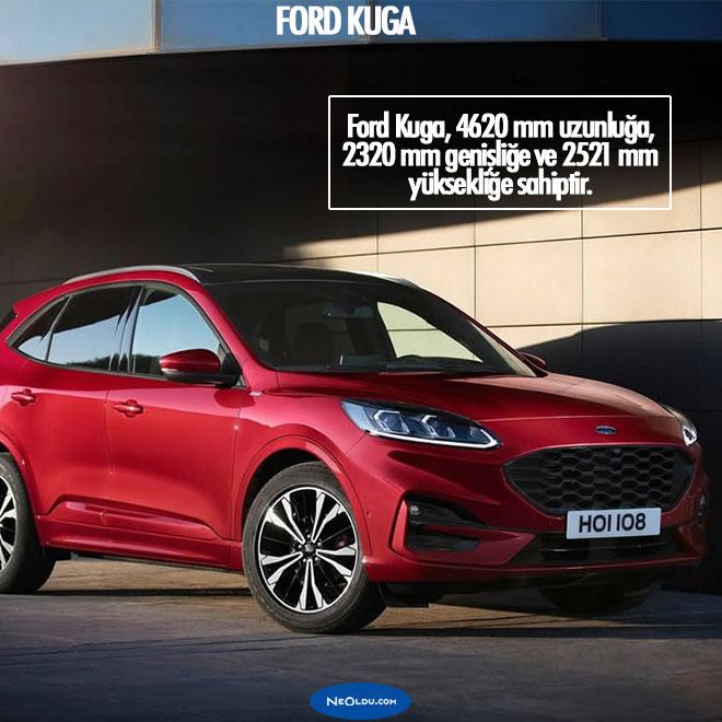Ford Kuga 2020 inceleme