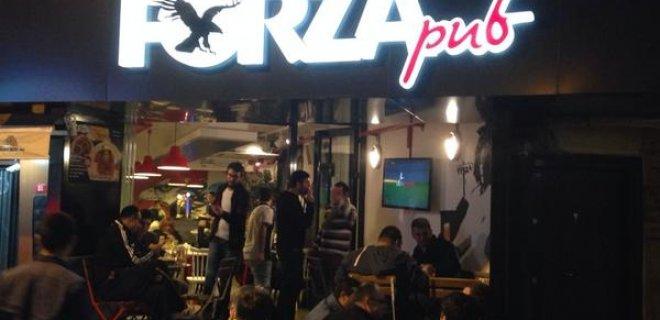 Beşiktaş-Forza Pub