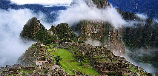Görülmesi Gereken Yerler - Machu Picchu
