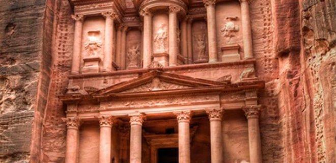 Görülmesi Gereken Yerler - Petra