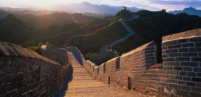 Görülmesi Gereken Yerler - Çin Seddi