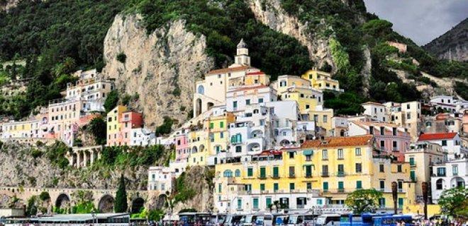 Görülmesi Gereken Yerler - Positano