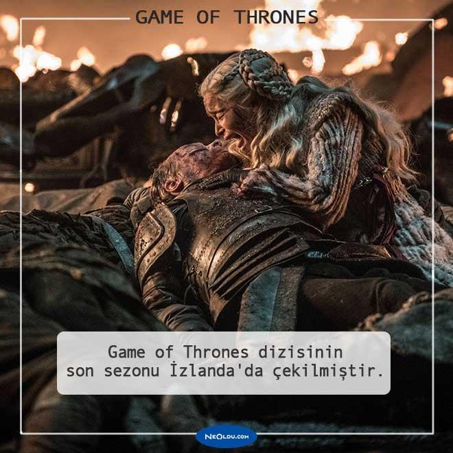 game of thrones hakkında bilgi