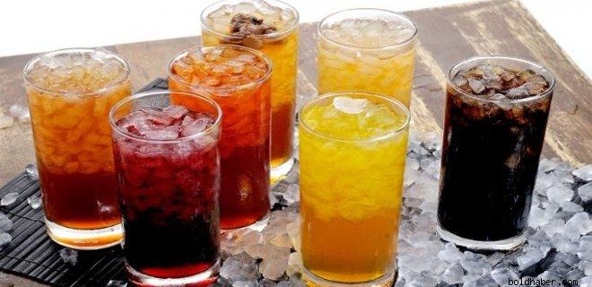 gazlı içecek zararları