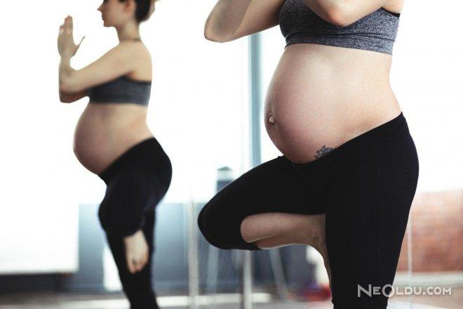 Hamilelerin Spor Yaparken Dikkat Etmesi Gerekenler
