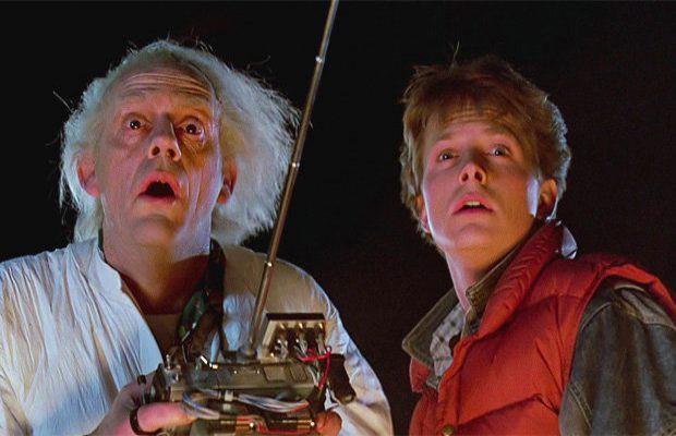 en iyi bilim kurgu filmleri geleceğe dönüş serisi
