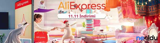 Aliexpress 11.11 İndirimleri