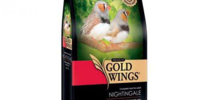 Bülbül Yemleri-Gold Wings