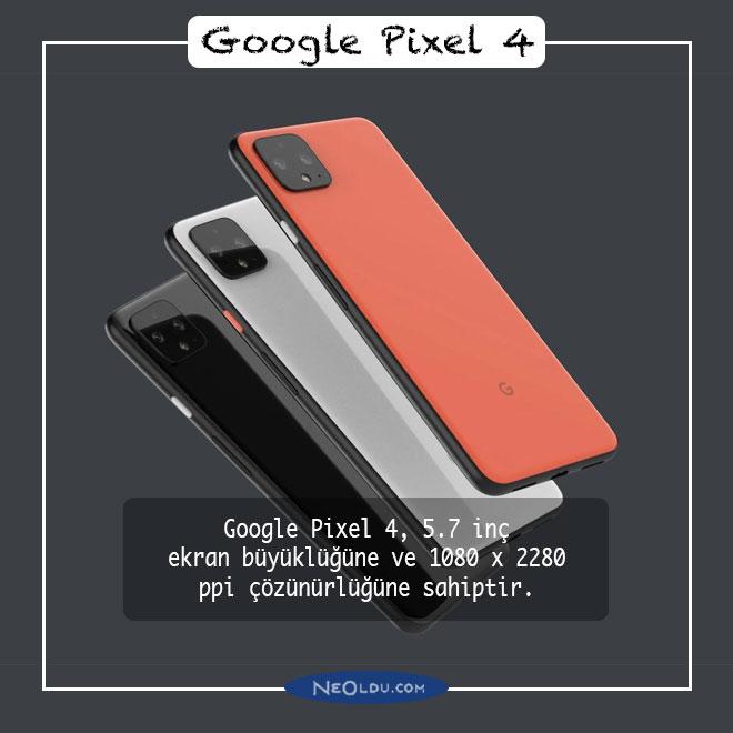 Google Pixel 4 İnceleme