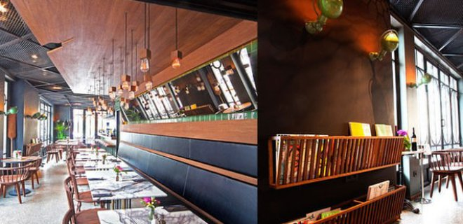 Gourmet Restaurant & Bar Forneria Karaköy