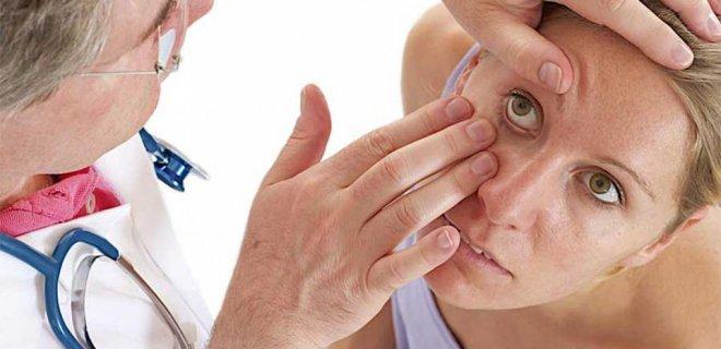göz ağrısı psikolojik mi