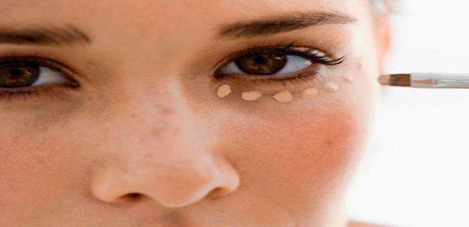 göz altı morluğu nasıl kapatılır