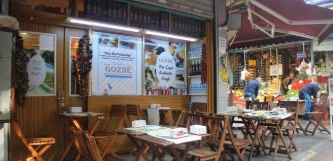 Gözde Şarküteri Kadıköy