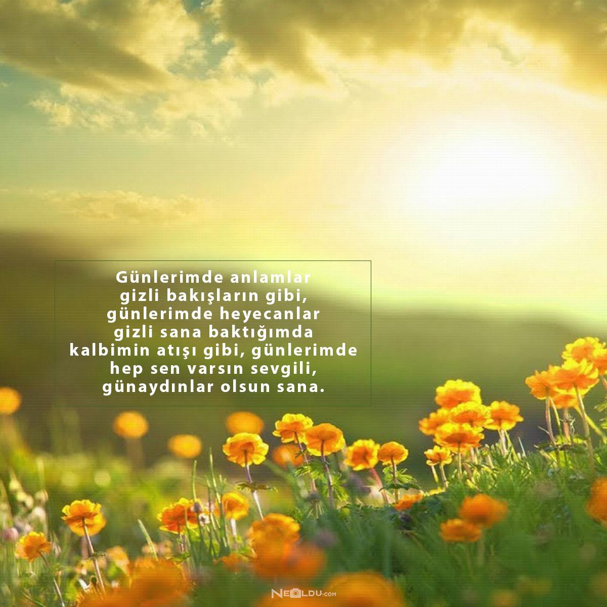 En Güzel Günaydın Sözleri