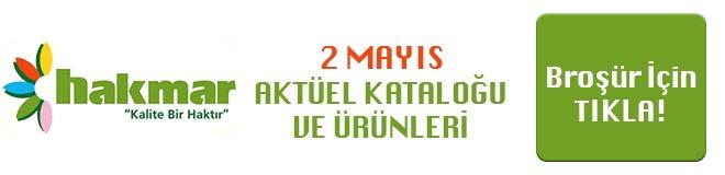 Hakmar 2 Mayıs Aktüel Ürün Kataloğu