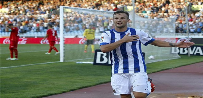 haris seferovic real sociedad