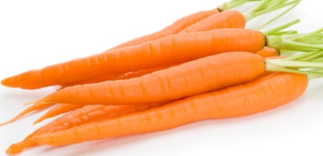Stress-reducing foods - Carrot