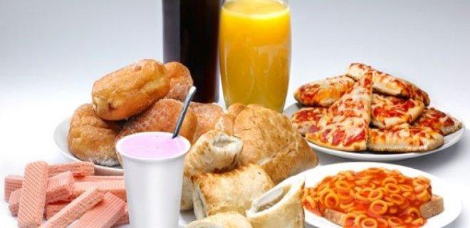 hazır ve işlenmiş gıdalar