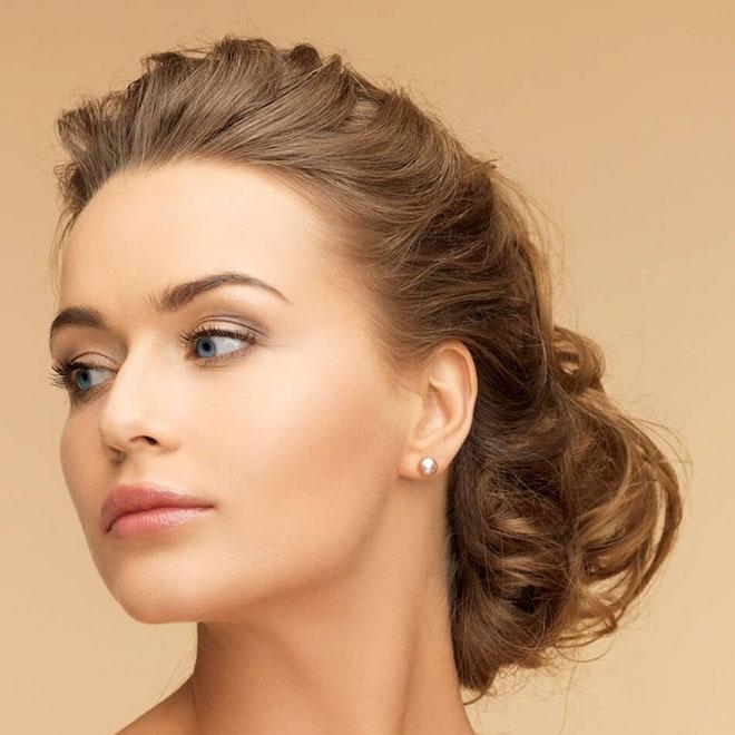Hızlı Kolay Saç Modelleri