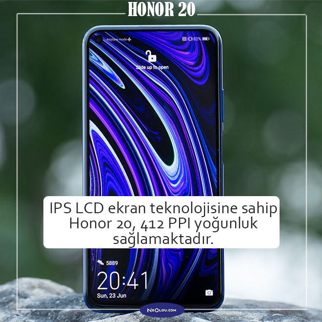Honor 20 İnceleme