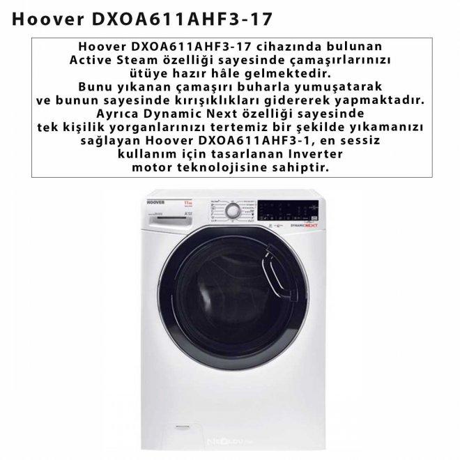 Hoover DXOA611AHF3-17