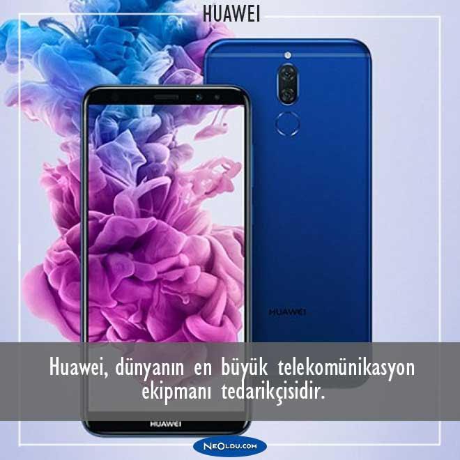 Huawei Hakkında