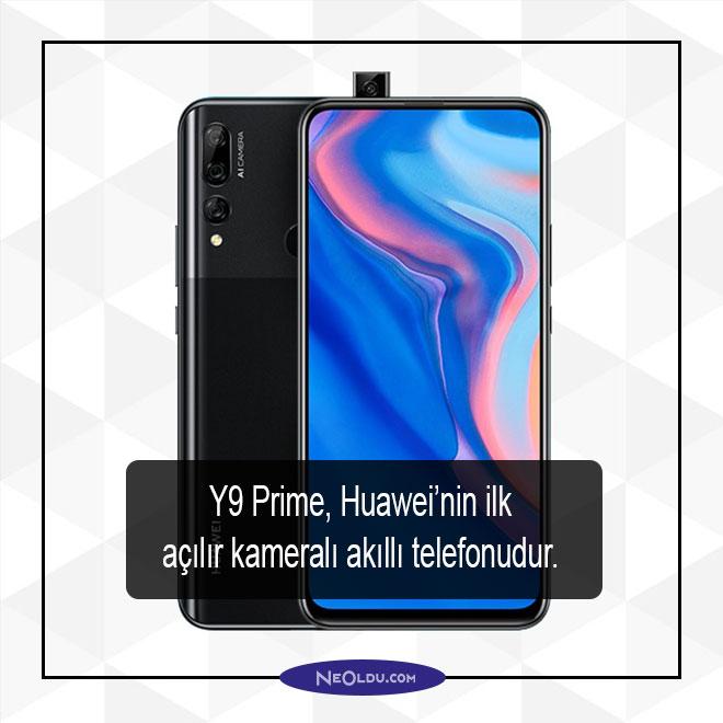 Huawei Y9 Prime Özellikleri