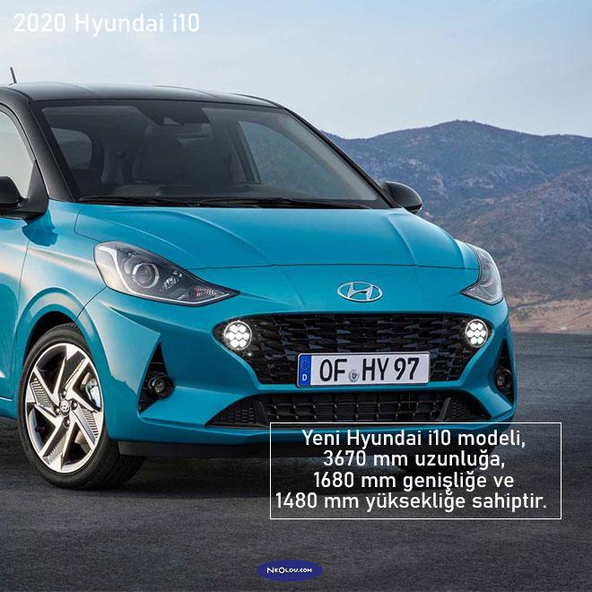 Hyundai i10 2020 İnceleme