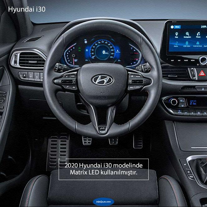 Hyundai i30 2020 İnceleme