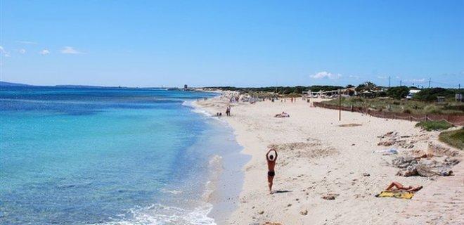 Playa Cavallet Ibiza
